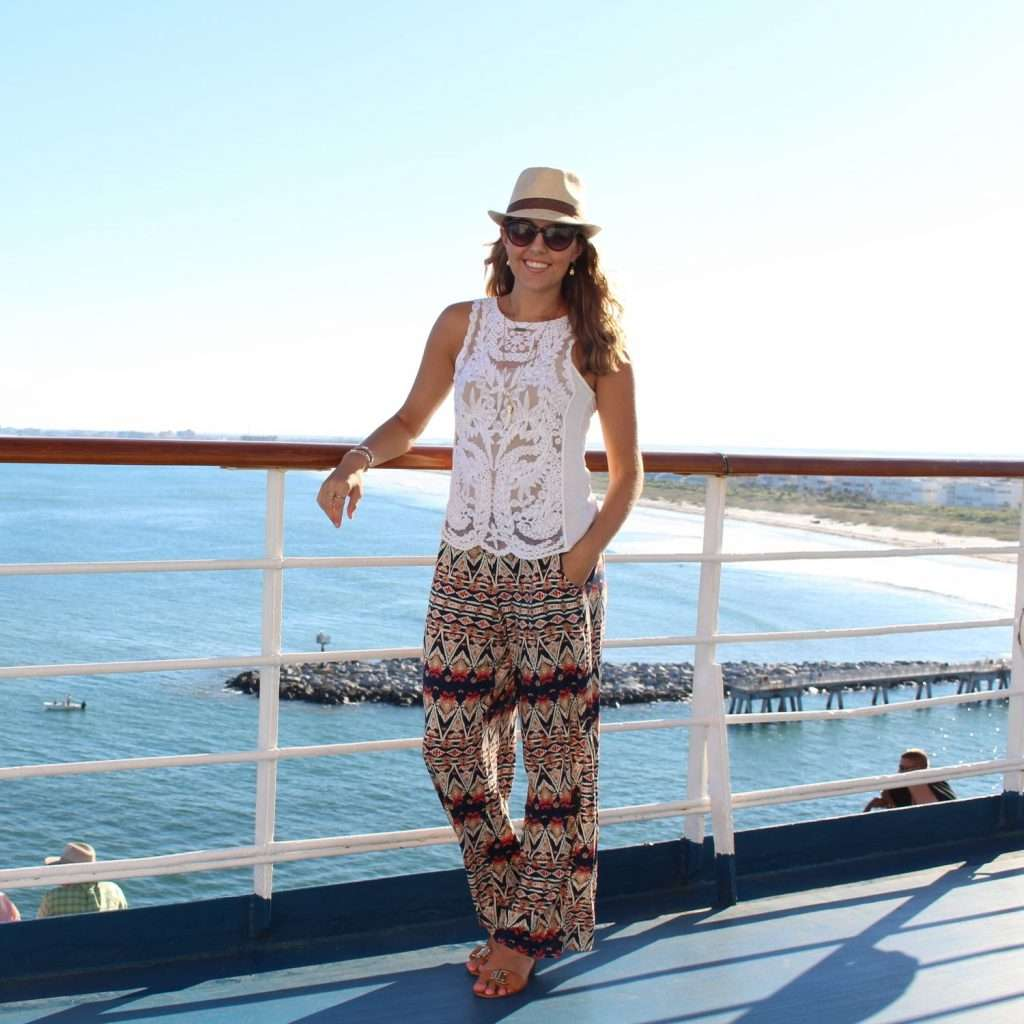 Cruise Ship Fashion