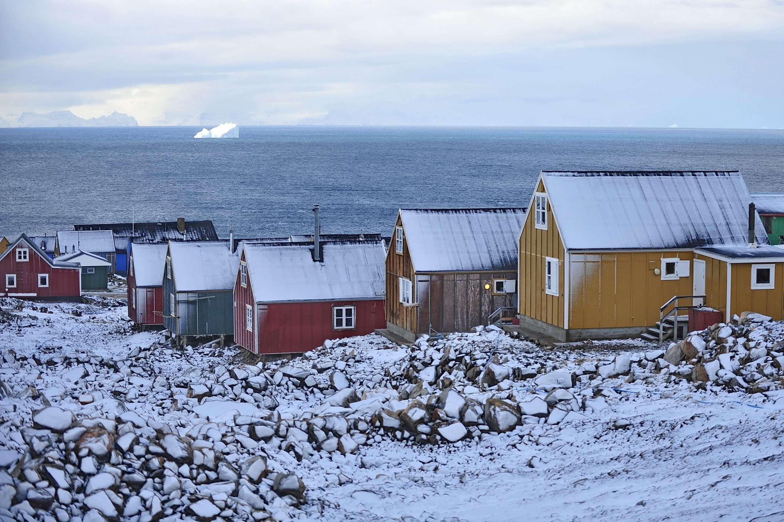 Dream Destination Greenland And Iceland