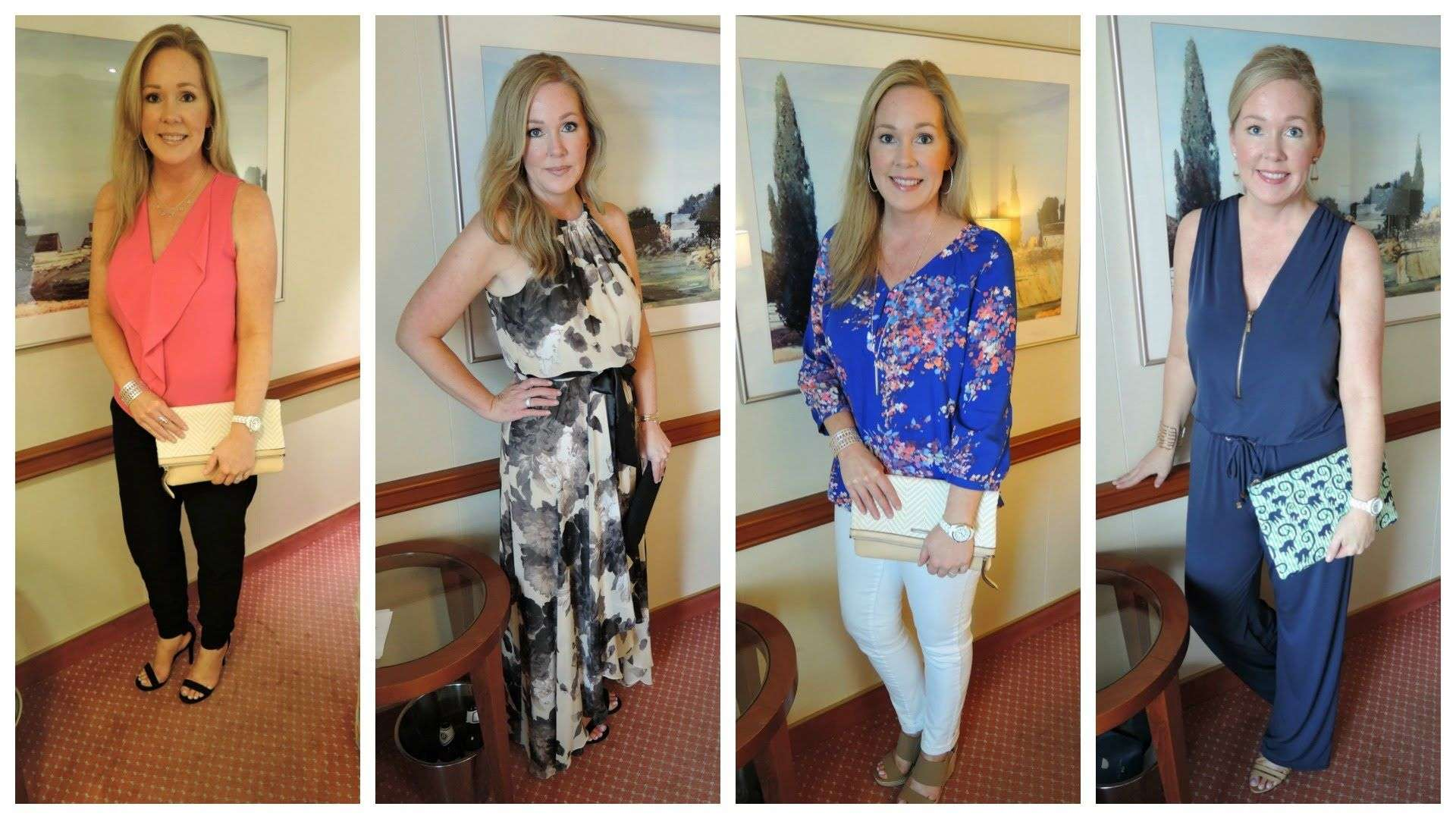 Cruise Ship Fashion Tips
